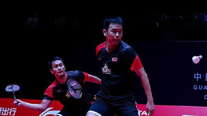 SESAAT LAGI, Live Streaming Badminton Thailand Open 2021 di TVRI, Jangan Lewatkan
