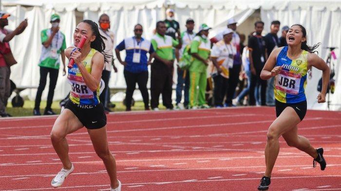 Jabar Juara Umum PON XX Papua, Tinggal Tunggu Disahkan, Ini Rekor dan Sejarah Sejumlah Atletnya