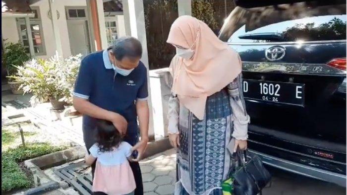 Sembuh, Oded M Danial Pulang ke Pendopo, Penyerahan Kekuasaan Walikota Bandung pun Batal