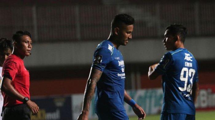 Persib Bandung akan Diperkuat Wander Luiz di Leg Kedua, Begini Tanggapan Dejan Antonic