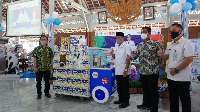 Gerakan Morinaga Chil*Go! Berbagi Nutrisi untuk Masyarakat Kota Bandung