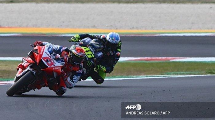 Penyelenggara MotoGP 2021 Beri Tanda 2 Bintang untuk Sirkuit Mandalika di Indonesia, Apa Maksudnya