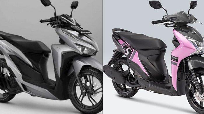DAFTAR Harga Terbaru Motor Skutik atau Matic Honda, Yamaha, Suzuki, Vespa, hingga BMW per April 2019