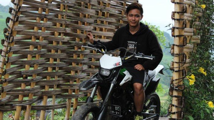 Ridwan Kamil Naik Motor Trail Keliling Desa di Majalengka, Pemilik Motor Akui Itu Motor Paling Jelek