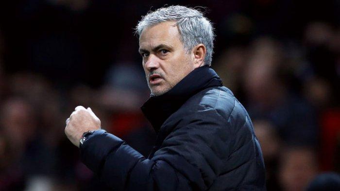 Tottenham Tampil Memble, Jose Mourinho: ''Apakah Saya Tertekan? Tidak, Ini Tantangan!''