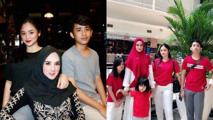 Punya Anak dari Ahmad Dhani, Sibuk Jadi Anggota DPR, Mulan Jameela Fokus Jaga Dua Anak Kandungnya