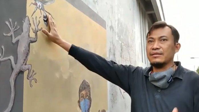 Daripada di Ruang Publik, Wali Kota Bandung Sarankan Bikin Mural di Gang Setiap RW