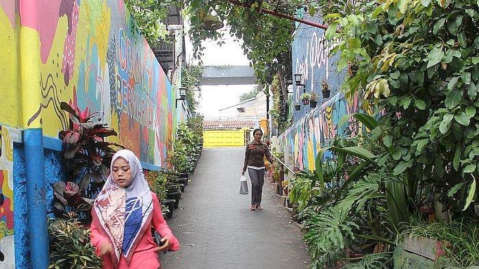 Artis Mural Tak Sembarangan Ngemural di Jalan, Mereka Selalu Minta Izin