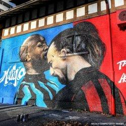 Perseteruan Striker AC Milan vs Penyerang Inter Milan Memasuki Babak Baru