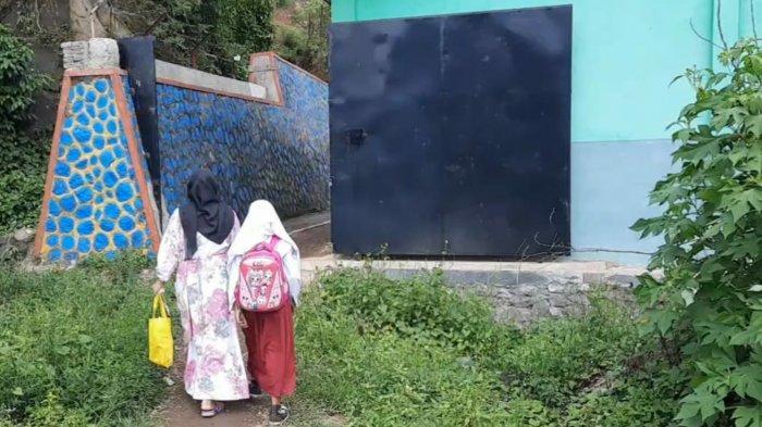 Pemkot Tasik Turun Tangan Cari Solusi Jalan Masuk SD yang Tertutup Benteng, Kalau Perlu Beli Lahan