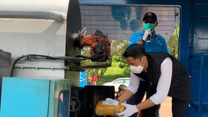 BNN KBB dan BNN Jabar Musnahkan 284 Kg Ganja, Hengky Kurniawan: Komitmen Kita Perangi Narkoba