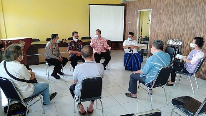 Pemilik Lahan Izinkan Bongkar Benteng Penutup Jalan Masuk SDN 2 Tugu di Tasikmalaya, Siap Dihibahkan