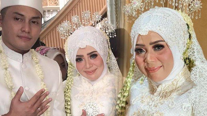 Foto-foto Pernikahan Muzdalifah dan Fadel Islami yang Beda Usia 15 Tahun, Ini Rincian Maharnya