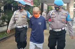 N alias Ues (51) warga Kabupaten Bandung yang tega membunuh istrinya