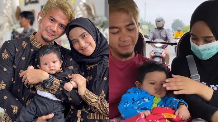 Rujuk dengan Rizki DA, Nadya Mustika Makin Bahagia, Posting Lagi Foto Mesra hingga Urus Anak Bersama