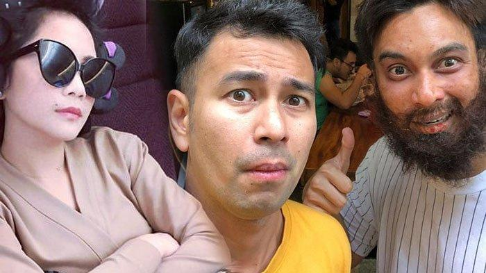 Raffi Ahmad Ketahuan Pakai Sepatu KW, Mati Kutu Saat Diomeli Nagita, Semua Gara-gara Baim Wong