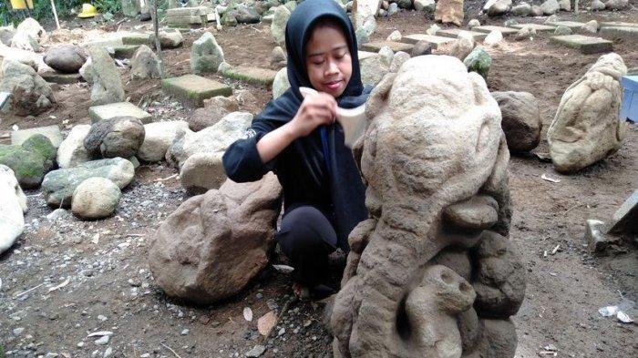 Temuan Patung Itu Sebenarnya Sejak 2013 tapi Saat Itu Baru Satu Patung yang Menyembul