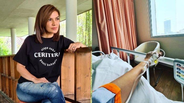 Kabar Buruk dari Najwa Shihab, Kini Dirawat di Rumah Sakit, Mata Najwa Sampai Tak Tayang, Sakit Apa?