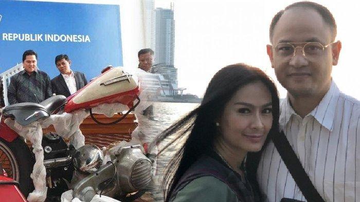 Rahasia Iis Dahlia dan Suaminya yang Pilot Garuda Bebas Gosip, Kerap Ikut Terbang Satrio Dewandono
