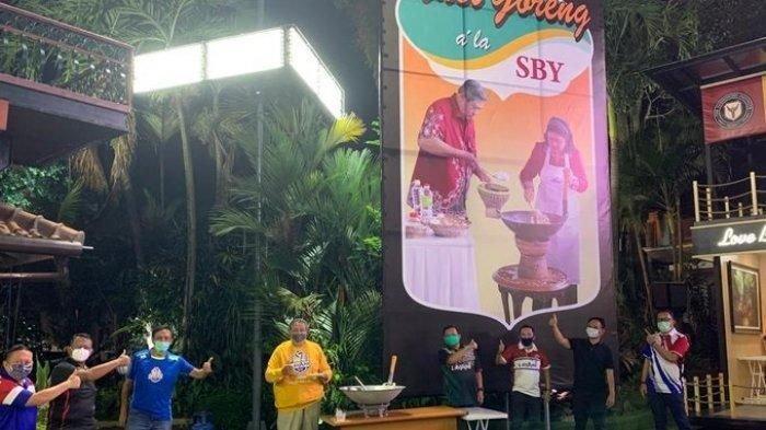 SBY Jual Nasi Goreng di Cafe, Sebut Ekonomi Makin Berat, Diingatkan Soal Bullying Dari Pihak Lain