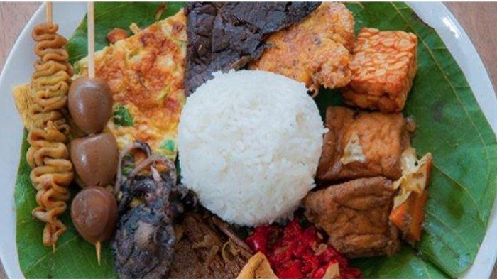 Nasi Jamblang 01