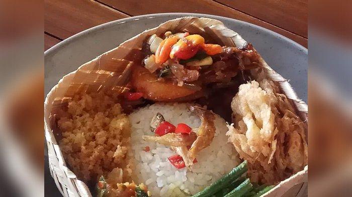 Nasi Liwet Besek Udang Belacan, Kuliner Otentik Indonesia Ada di Bandung
