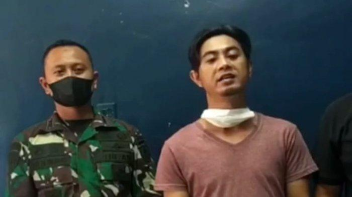 nasib pelaku penyebar hoaks TNI menurunkan tank adang pemudik
