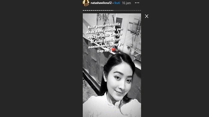 Teka-teki Natasha Wilona Mundur dari Anak Band SCTV akan Terjawab, Apa Cahaya & Gilang akan Bahagia?