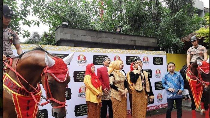 Muncul Lagi Kerajaan Baru, Kali Ini di Lebak Bulus Jakarta, Deklarasinya Disambut Meriah