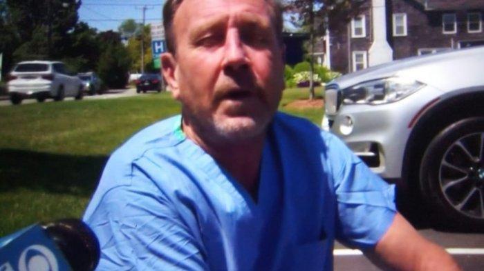 Michael Packard, nelayan pencari lobster di Amerika Serikat yang dimakan paus.
