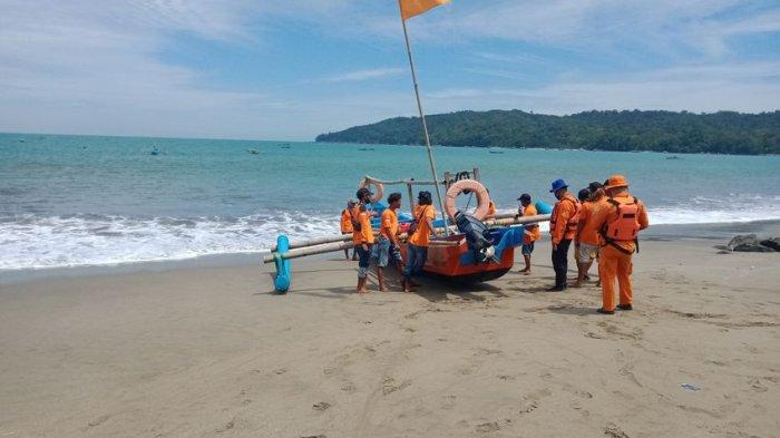 Hanya Ditemukan Perahu, Nelayan Pangandaran Pencari Umang Hilang di Selok Jero Nusakambangan