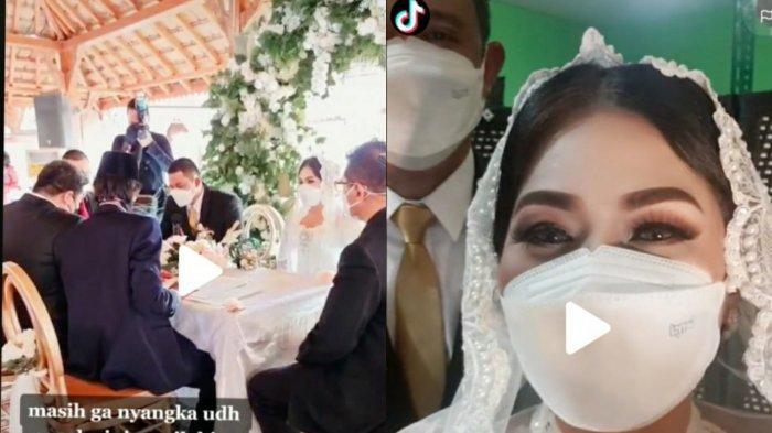 nenek cantik berumur 54 tahun dapat jodoh brondong viral di TikTok
