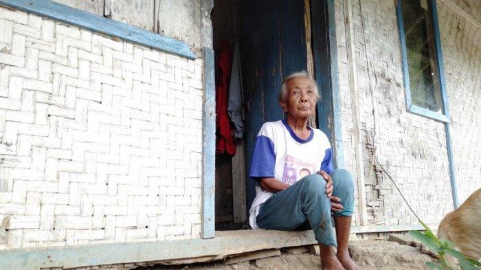 Nenek 83 Tahun Ini Hidup Sebatang Kara, Tak Dapat Bantuan Pemerintah Hanya karena Tak Punya KTP