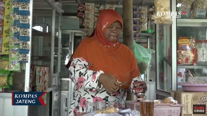 Tinggal di Gubuk, Nenek Ramisah Hatinya Tersayat, Digugat Anak Kandung Minta Tanah yang Ditempati