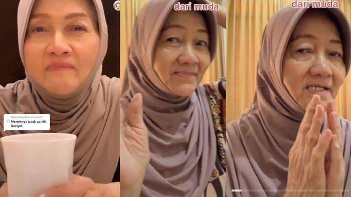 Nenek Usia 81 Tahun Ramai di Media Sosial, Wajah Minim Kerutan Kulit di Wajah, Ini Rahasia Alaminya