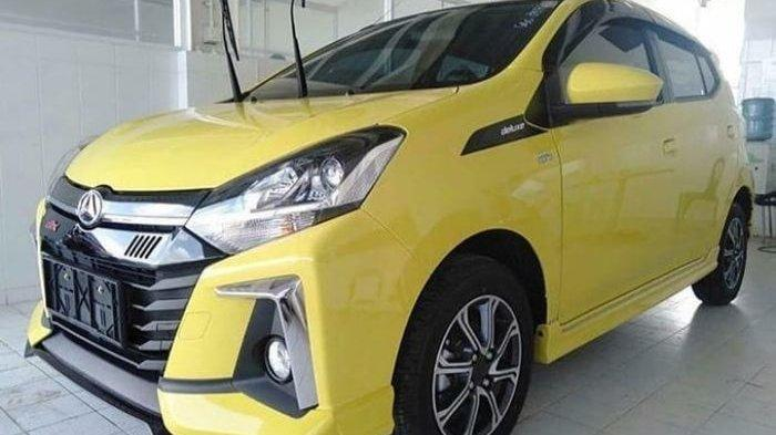 Wajah Baru Daihatsu Ayla Facelift, Dua Varian Dibanderol Tetap Murah, Ini Harga dan Spesifikasinya
