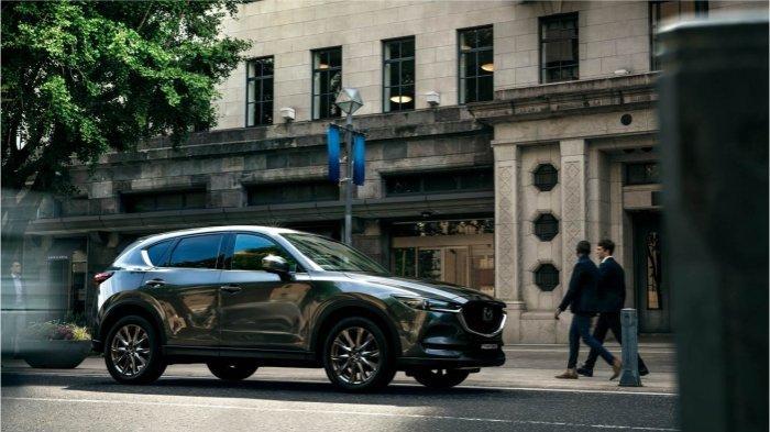 Tampil lebih segar dengan berlimpah fitur! New Mazda CX-9 AWD dan New Mazda CX-5 - GT