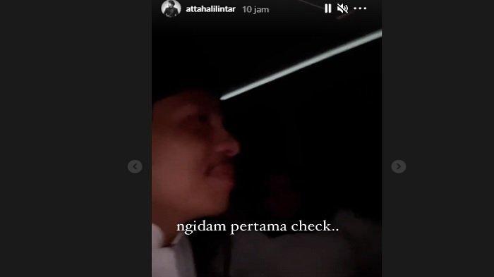 Ngidam pertama Aurel Hermansyah