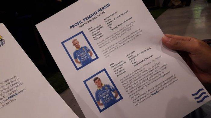 WILUJENG Sumping di Persib Kevin van Kippersluis, Ternyata Sudah Lama Komunikasi dengan Robert