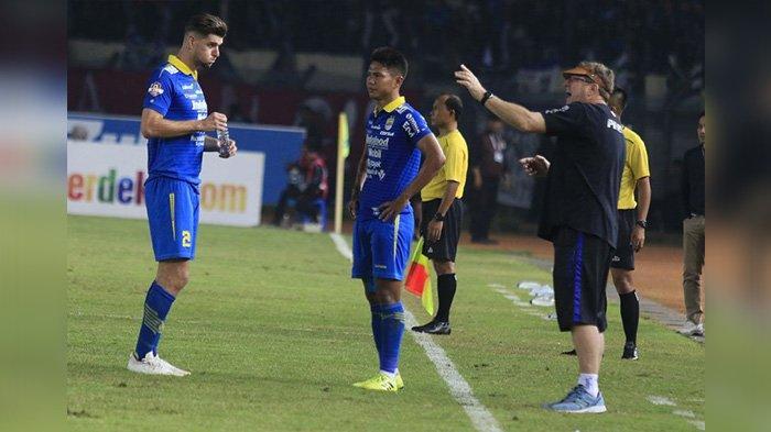 Bek Persib Bandung Unggah Ini di Instagram, Nick Kuipers dan Mohammed Rashid Sampai 'Ribut'
