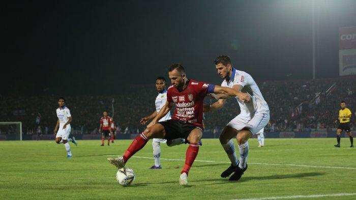 Persib Bandung Gagal Pertahankan Tren, Tuah Stadion I Wayan Dipta Lebih Banyak ke Tuan Rumah