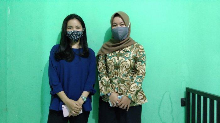 Warga Bandung, Jangan Kaget Jika Ada Gadis Cantic Datang ke Rumah, Sedang Kampanye Ingat Pacarku