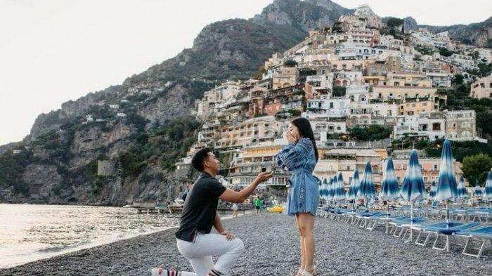 Sempat Putus, Nikita Willy-Indra Priawan Dikabarkan Menikah, Foto Keduanya Dibanjiri Ucapan Selamat