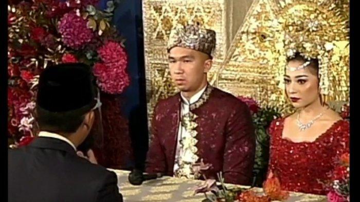 SAH! Nikita Willy Jadi Istri Indra Priawan, Ini Foto-foto Akad Nikahnya, Sakral dan Mengharukan