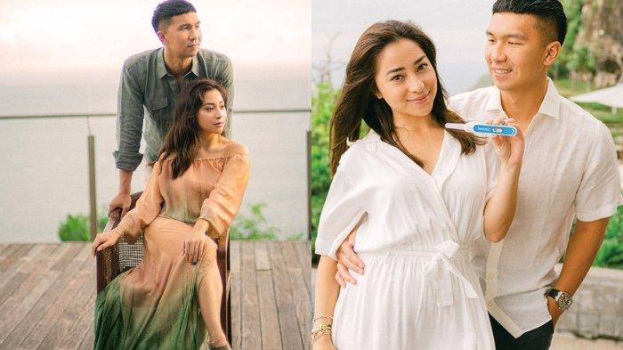 Nikita Willy hamil, Indra Priawan tak sabar menantikan kelahiran anak.