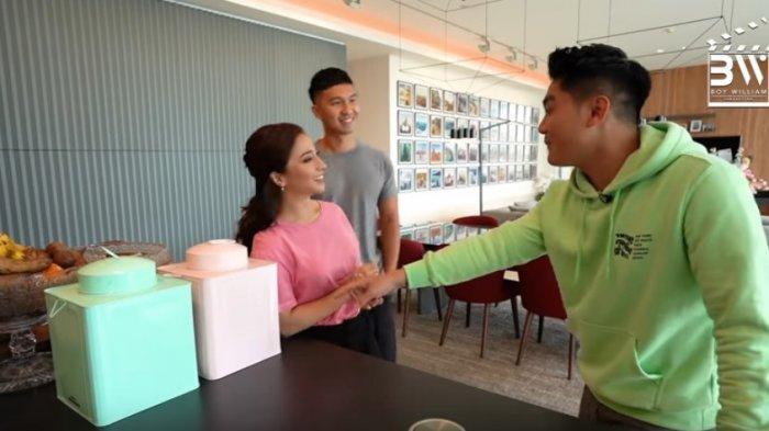 Penampakan apartemen mewah yang ditempati Nikita Wily dan Indra Priawan.