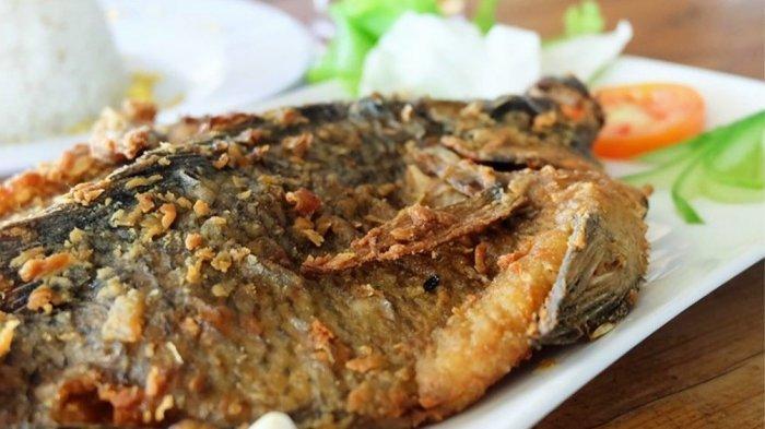 Wisata Kuliner Akhir Pekan, Coba Yuk Gurihnya Nila Goreng Berpadu Pedasnya Sambal Tradisional