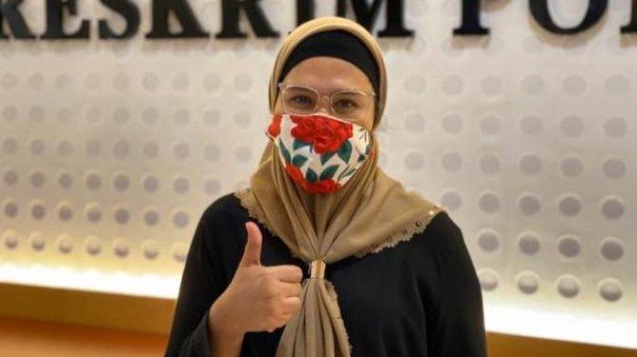 Nina Agustina Putri Mantan Kapolri Disandingkan dengan Artis Lucky Hakim di Pilkada Indramayu 2020