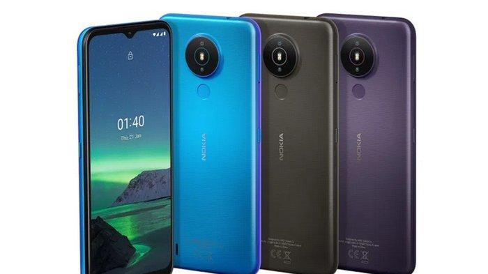 Murah Meriah Hanya Rp 1,6 Jutaan, Ini Spesifikasi Nokia 1.4 yang Baru Dirilis, Chipset Snapdragon