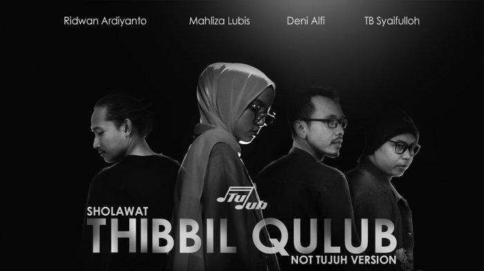 Download Lagu Shalawat Thibbil Qulub Liza Not Tujuh Lengkap dengan Lirik Lagu dan Video Klipnya